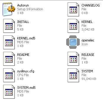 Tech Blog } - Xtreamer Ultra 2 – Install OpenELEC